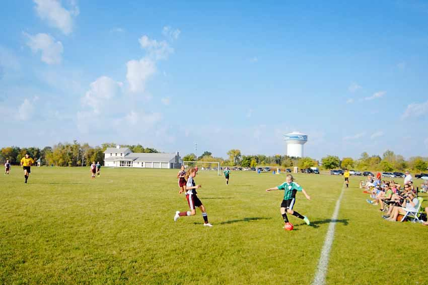 Elmcrest Park Soccer Fields